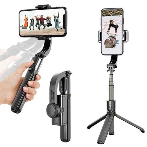 Q08 Anti-Shake Tripod Bluetooth Selfie Stick