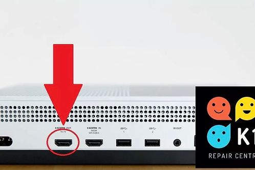 Xbox One S HDMI Port Connector Repair Replacement Service
