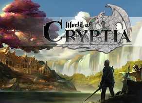 新作ブロックチェーンRPG「World of Cryptia」公式リリース開始!