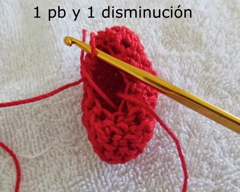 tutorial corazón  a crochet fácil para guirnalda