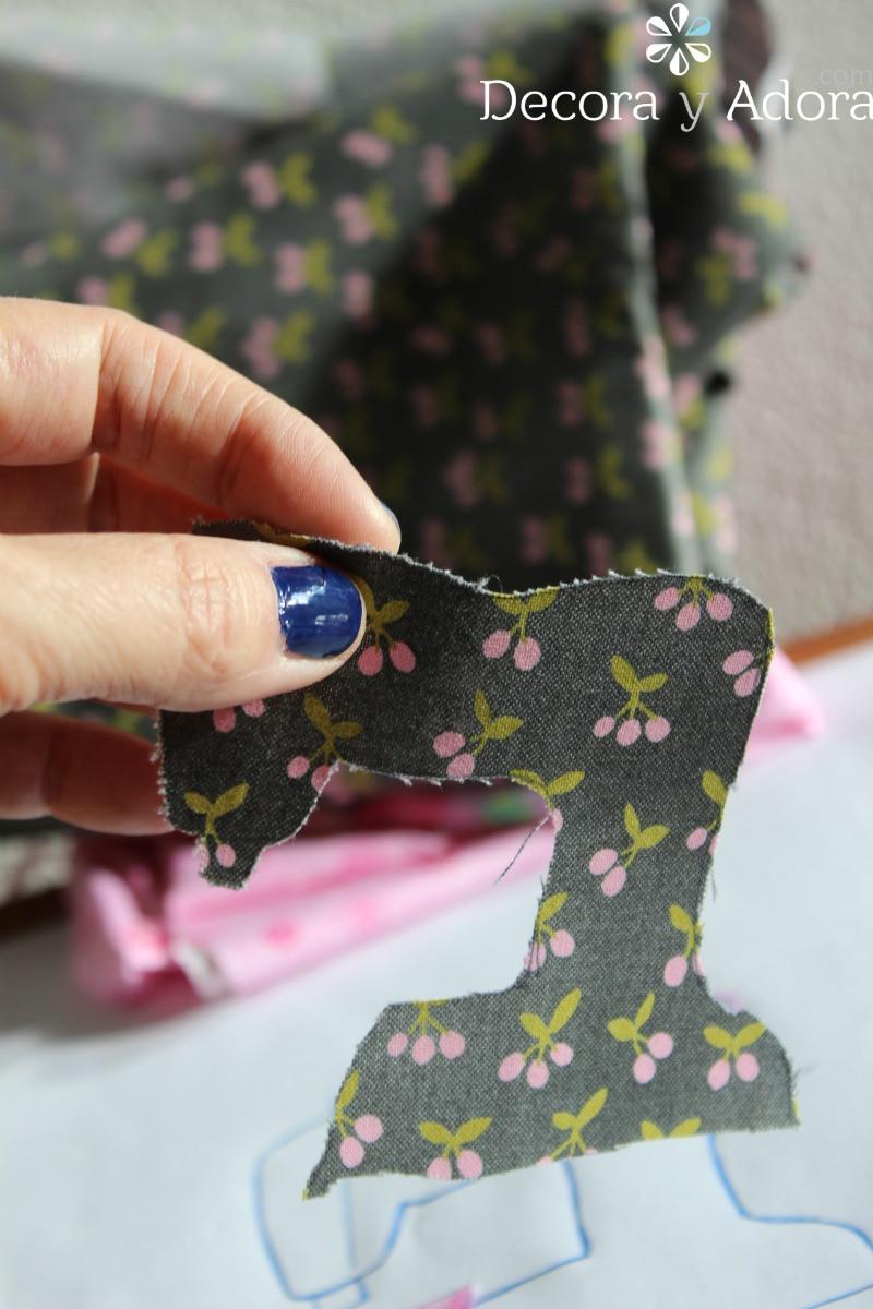 géneros  aplicación de funda de máquina a coser