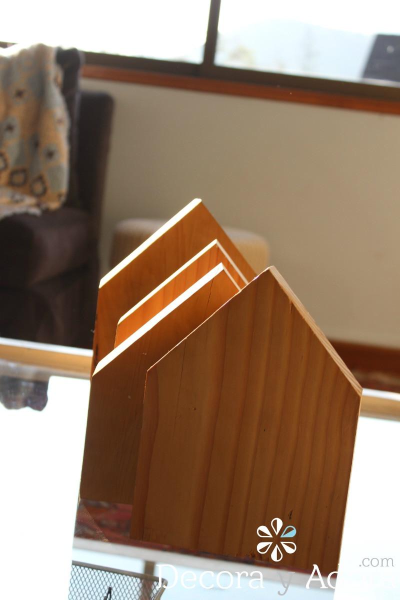 casitas de madera diy