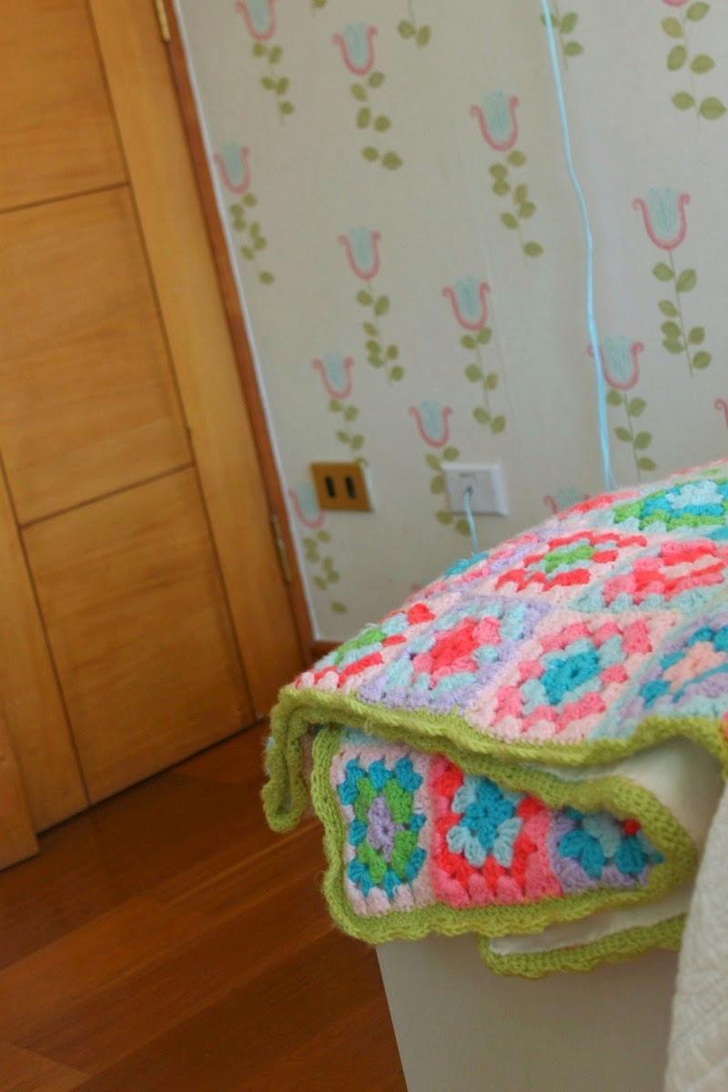 linda manta a crochet