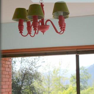 renovar lámpara dormitorio Rosario