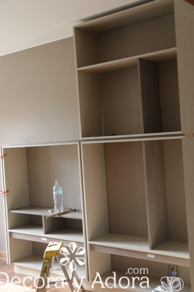 mueble mdf sala de estar