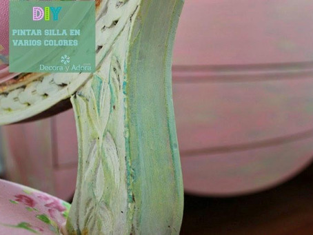 restaurar silla Dormitorio Rosario