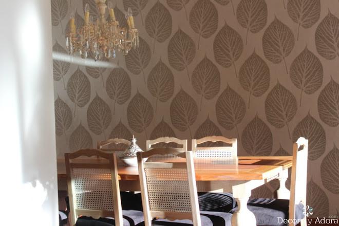 hermoso comedor con muebles reciclados, hazlo tu mismo