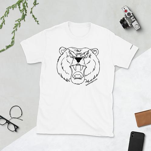 Bear Growl Unisex Shirt