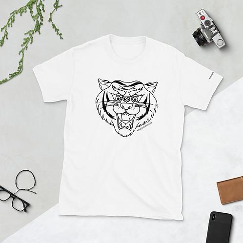 Tiger Growl Unisex Shirt