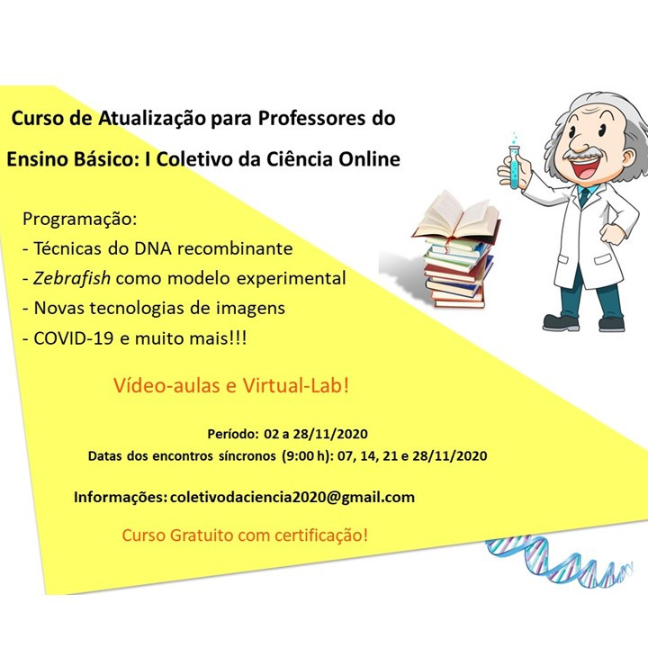 I Coletivo da Ciência Online