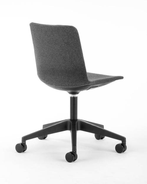 Balance Commercial   Elissa Upholstered 5 Way w Castors