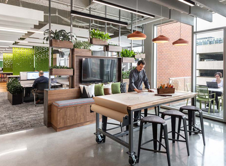 5 Commercial Office Trends You Need To Know About