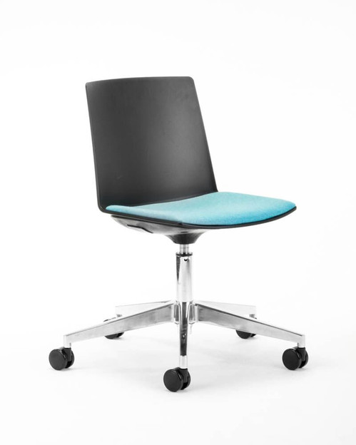 Balance Commercial   Elissa 5 Way Castor w Seat Pad