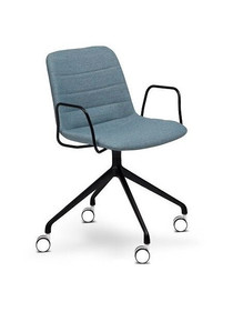 Balance Commercial   Vance Upholstered Visitor Seat
