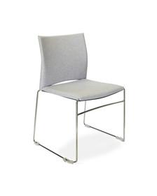Balance Commercial | West Sled Upholstered