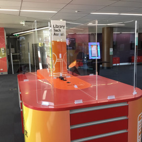 Reception Screen