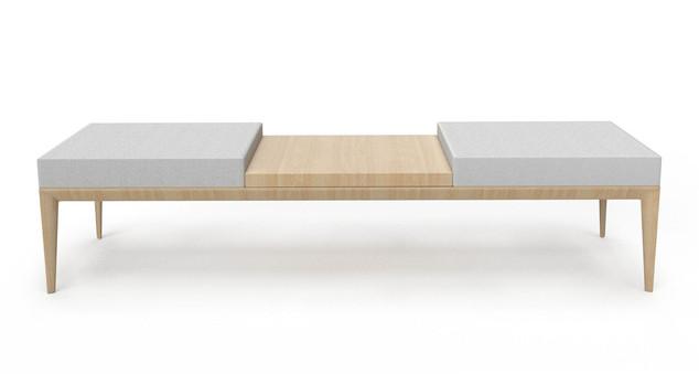 Xena 2 Seater Table