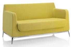 Mina 2 Seater Yellow