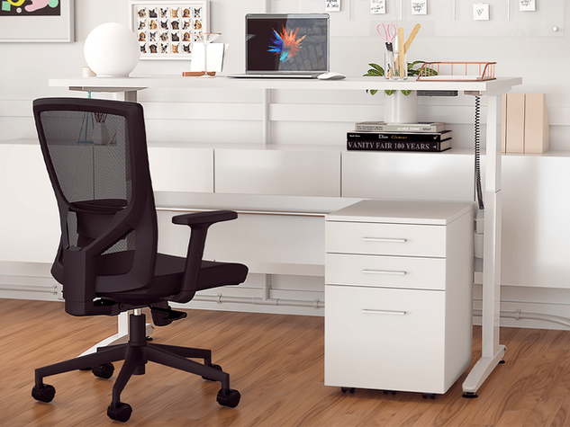 Balance Commercial | Air Electric Sit-To-Stand Desk
