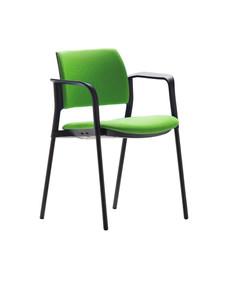 Balance Commercial   Gable 4 Leg Upholstered