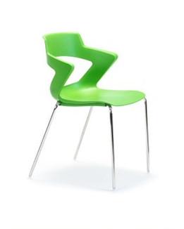 Balance Commercial | Zig 4 Leg Chrome
