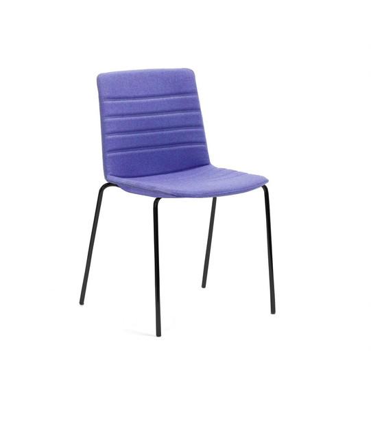 Balance Commercial   Elissa 4 Leg Upholstered