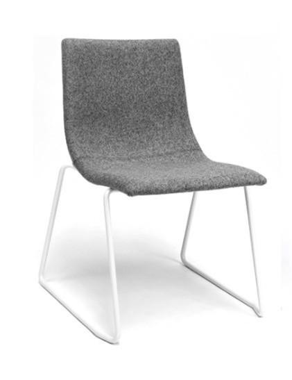 Balance Commercial - Ethan Sled Upholstered