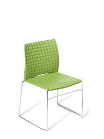 Balance Commercial | Ryde Green Upholstered