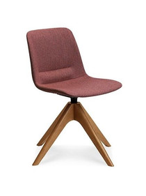 Balance Commercial   Vance Upholstered Timber 4 Way