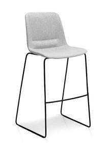 Balance Commercial   Vance Upholstered Stool