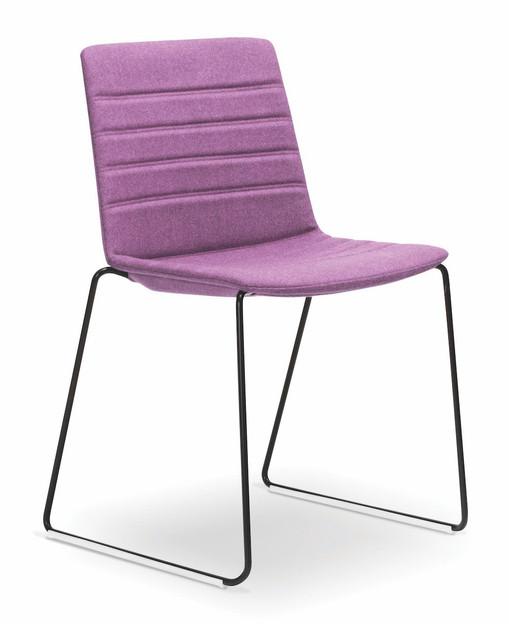 Balance Commercial - Elissa Sled Upholstered