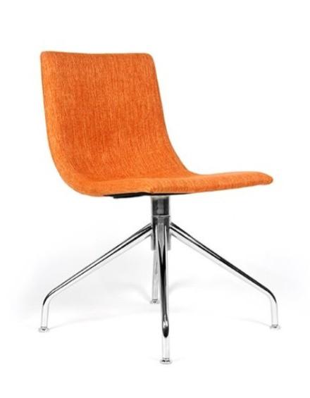 Balance Commercial | Ethan 4 Leg Swivel Upholstered