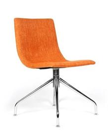 Balance Commercial   Ethan 4 Leg Swivel Upholstered