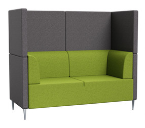 Balance Commercial | Haze Booth 2 Seater