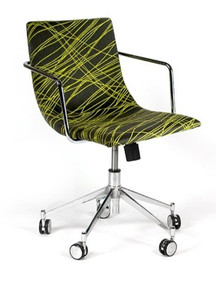 Balance Commercial - Ethan 5 Way Castors Upholstered