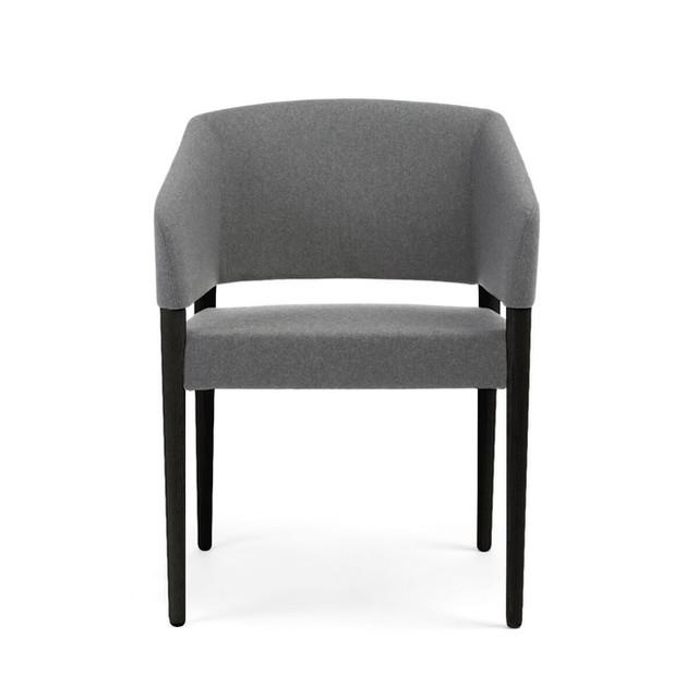 Balance Commercial | Macey Black Legs Upholstered