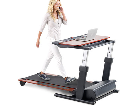 Treadmill Desks. Is It YOUR  Thing?