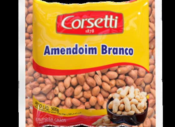 Amendoim Branco Corsetti - 500g