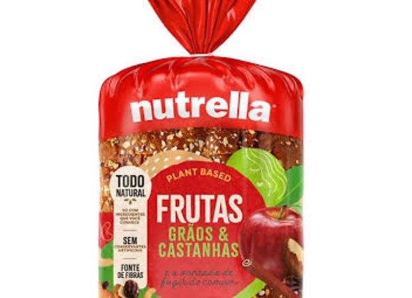 Pão de Forma Frutas Nutrella - 550g