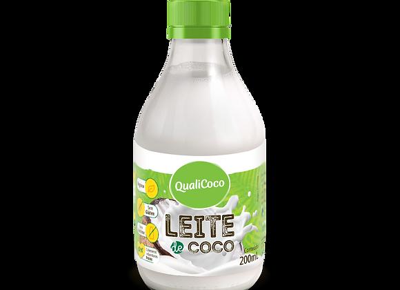 Leite de Coco QualiCoco - 200ml