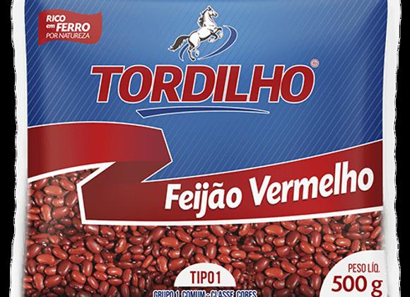 Feijão Vermelho Tordilho - 500g