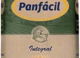 Farinha de Trigo Integral Panfácil - 1 Kg