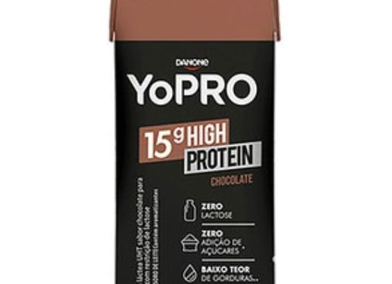 Bebida Láctea YoPro sabor Chocolate - 250ml