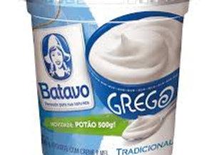 Iogurte Grego Potão Tradicional Batavo - 500g