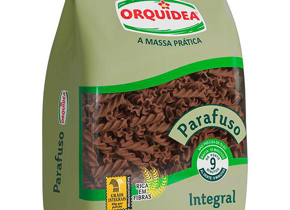 Massa Orquídea Parafuso Integral s/ovos - 500g