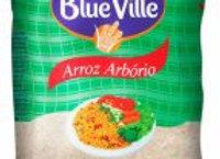 Arroz Arbório para Risoto Blue Ville - 1 Kg