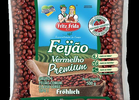 Feijão Vermelho Fritz&Frida - 500g