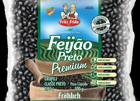 Feijão Preto Fritz&Frida - 500g