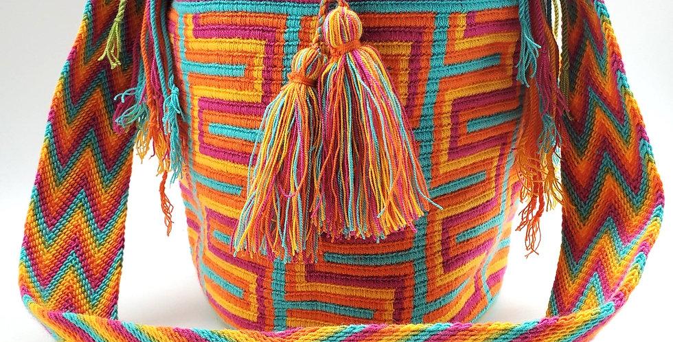 Boho Wayuu Bag Summer