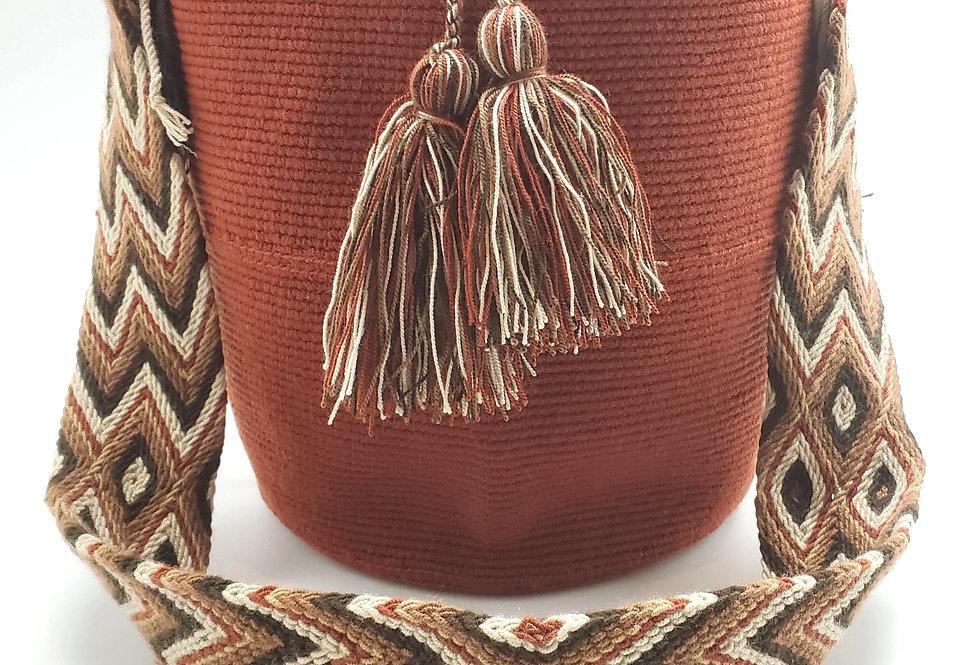 Boho Wayuu Bag Sierra